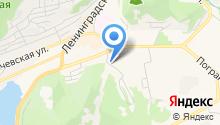 Advocard на карте