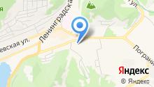 Центр обеспечения действий по ГО, ЧС и пожарной безопасности в Камчатском крае, КГКУ на карте