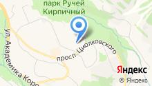 TELEPHONICA на карте