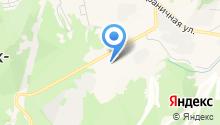 Камтэкс-2 на карте