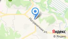 TOYOTA ЦЕНТР на карте