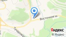 Волков Л.Н. на карте