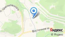 Вездеход на карте