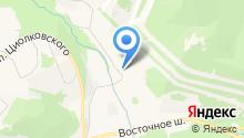Бурсервис на карте