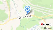 Ветеринарная клиника на карте