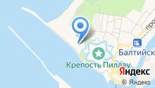 ЦСКА на карте