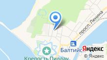 Управление Пенсионного фонда РФ в Светловском городском округе на карте