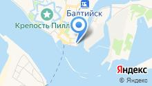 Золотой Якорь на карте