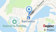 Балтийская пресса на карте