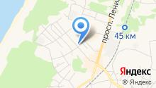 Продуктовый магазин на ул. Гоголя на карте