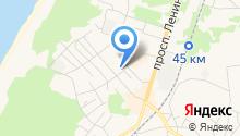 Дом-Новострой на карте