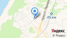 Магазин хозяйственных товаров на ул. Пикуля на карте