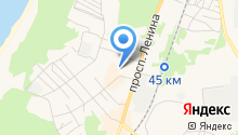 Русская Балтика Тур на карте
