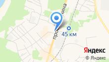 Кодак-Экспресс на карте