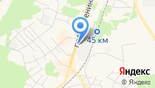 Отделение пограничного контроля г. Балтийска на карте