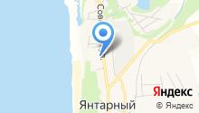 Парк им. М. Беккера на карте
