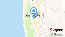 Салон янтаря на Советской на карте