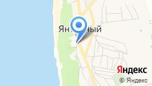 ЗАГС Янтарного городского округа на карте