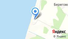 Арт-деревня Витланд на карте