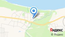 Георгенсвальде на карте