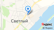 Магазин чая и кофе на ул. Горького на карте