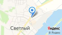 ИНВИТРО на карте