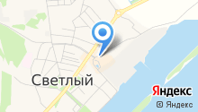 Калининградская областная коллегия адвокатов на карте