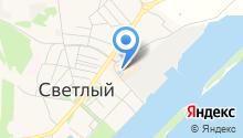 Атлетик на карте