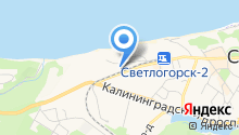 ВИЛЛА ГОТЛАНД на карте