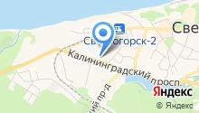 Администрация Светлогорского района на карте