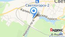 Alpenpark на карте