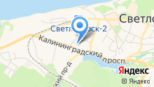 Дом Сказочника на карте