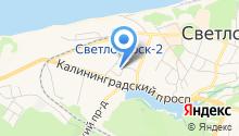 Колесо Истории на карте