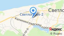 Резиденция Максим на карте
