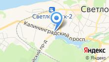 Курорт-Инвест на карте