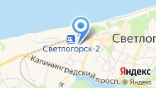 Автотехсервис на карте