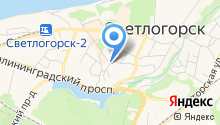 Русский янтарь на карте