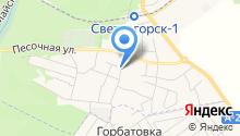 Русский хлеб на карте