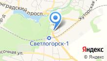Детская школа искусств им. А.Т. Гречанинова на карте