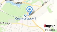 ДолговГрупп на карте