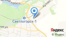 Стройцентр на карте