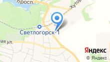 Ваша Недвижимость в Калининграде и области на карте