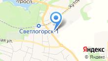 ВДС на карте