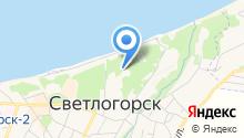 Грандстрой на карте