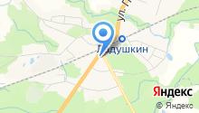 Управляющая компания жилищно-коммунального комплекса, МУП на карте