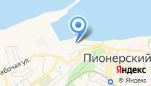 Запморфлот на карте