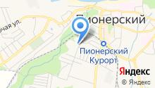 Администрация Пионерского городского округа на карте