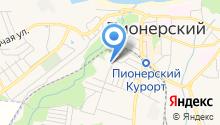 Нотариус Виноградова Л.С. на карте