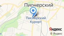 Крош.ка на карте