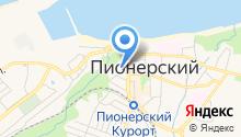 Коопстрой на карте